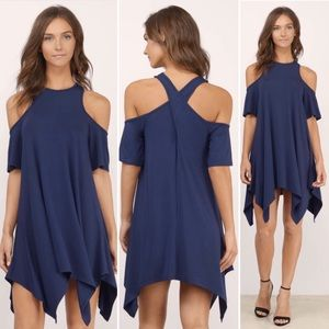 TOBI Cotton & Casual Swing Dress